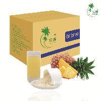 菠萝果粉  水溶性 海南双椰现货供应