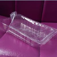 包装鸭货pet盒专用塑料封口易揭膜