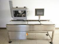 高速精准可靠可定制全自动称重实时打印贴标机