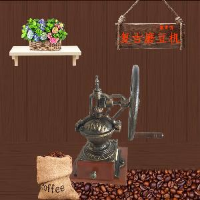 圣朵斯大铁轮手摇磨豆机