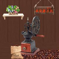 圣朵斯复古手摇咖啡豆研磨机