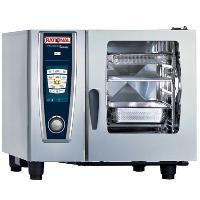 德国RATIONAL 蒸烤箱SCC61型全新第五代全自动电脑版