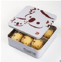 奇华树熊礼盒曲奇饼干 原装进口