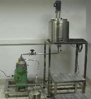 實驗型碟式離心機
