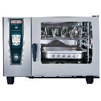 德国 蒸烤箱RATIONAL全自动6盘SCC62第五代