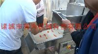 鸡柳条上面粉机 免费上安装调试