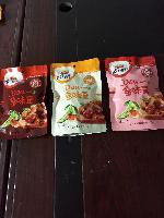 五香麻辣味兰花豆