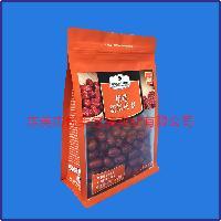 专业厂家定制 红枣八边封自立袋 可印LOGO