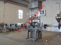 厂家直销 AT-L8 白酒灌装生产线 白酒灌装线