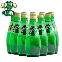 上海纯进口矿泉水巴黎水批发巴黎水(perrier)特价团购