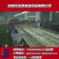供应节能循环水高压过泡喷头果蔬清洗机制造
