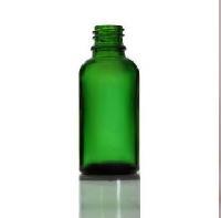 绿色玻璃瓶