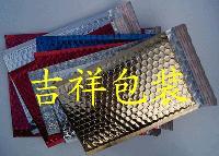 各种颜色铝膜汽泡袋 铝膜复合汽泡袋 镀铝膜