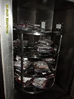 连锁门店711盒饭加热机