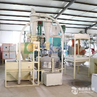 电动石磨磨面机 小杂粮磨粉
