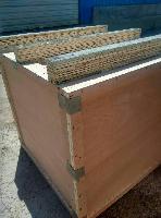 木托盘 木箱 钢带木箱