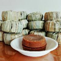 彝山香常年供应云南古法土方红糖 甘蔗叶子包装纯手工黑糖