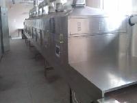 蘇子烘烤熟化機