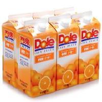 都乐(Dole)橙汁批发价格【1.8L*6】都乐橙汁*价格