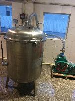 现货供应灌封胶水真空脱泡箱400*500*450高品质