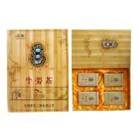 牛汁源特产黄金牛蒡茶礼盒装正品养生茶原料出口日韩牛膀圆片茶