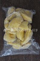 進口冷凍金枕頭榴蓮肉去核真空裝1kg包物流