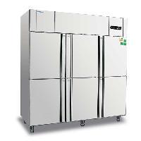 睿弘六门冰箱RF6不锈钢六门双温冰箱