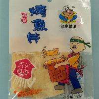25g精制烤鱼片