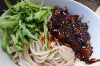 北京炸酱面学