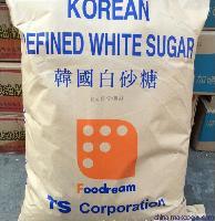 韩国幼砂糖原装进口ts白砂糖今日现货批发价格