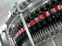 含气饮料灌装机生产线
