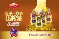 金品一族5L花生油批发 质稠味香 食用油厂家直销 质量保证