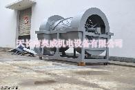 除石机淀粉研制加工单机工艺生产设备