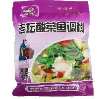 300g老壇酸菜魚調料