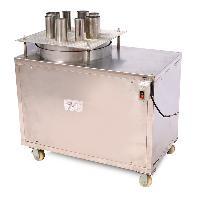 大口径白萝卜切片机 商用农用专用设备