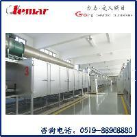2000kg/h醋酸镍振动流化床干燥冷却机