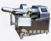 全自动鱼豆腐变频斩拌设备 斩拌机厂家