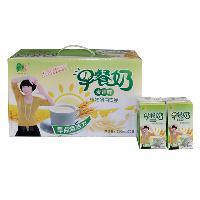忠厚麦香早餐奶植物蛋白饮品