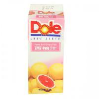 专卖上海都乐果汁 都乐西柚汁1800ml*6整箱团购 量大优惠