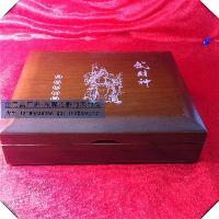 木質金幣盒包裝