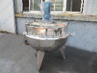 供应金运节能蒸汽夹层锅