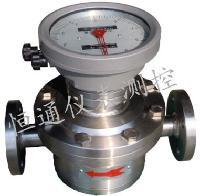 椭圆齿轮流量计 油表 重油流量计