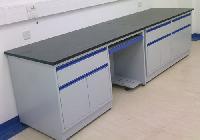 實驗室檢測設備全鋼實驗臺材質說明聯系方式